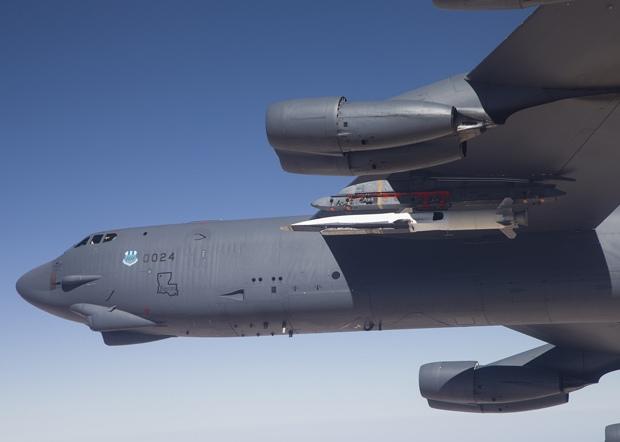 X-51A — разрабатываемая в США гиперзвуковая крылатая ракета