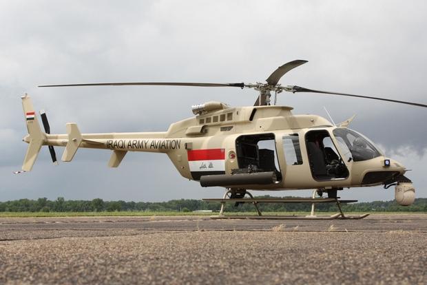 Bell 407 (c) iraqimilitary.org