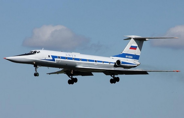 Ту-134УБЛ Учебно-тренировочный самолет