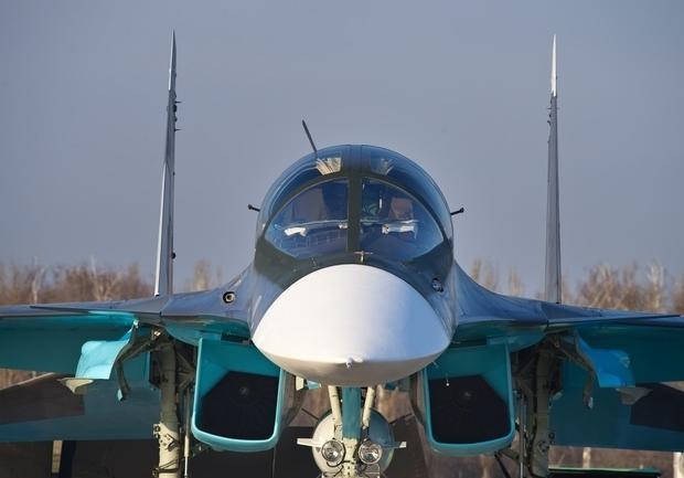 Су-34 ВВС РФ