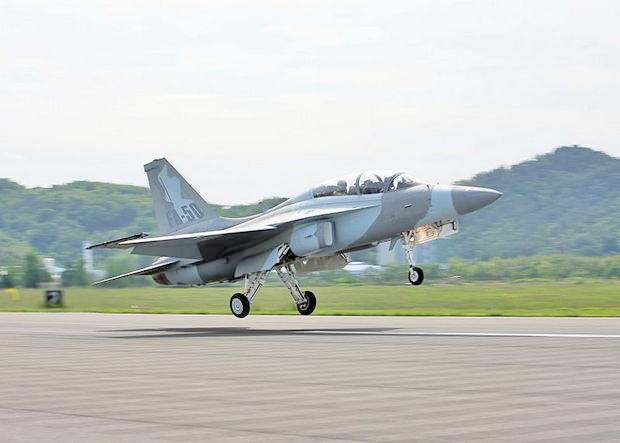 KAI FA-50 (c) Gcguevarra