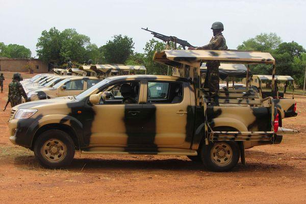 Нигерийские военные
