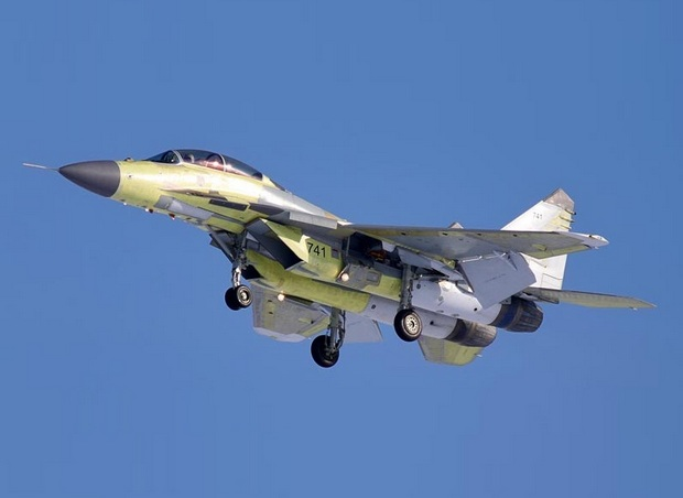 истребитель МиГ-29М/М2