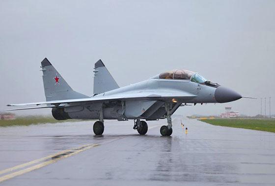 истребитель МиГ-29М/М2 (МиГ-35)
