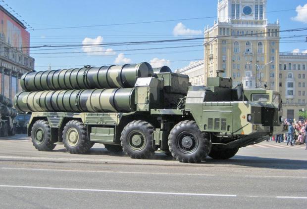 Система ПВО С-300