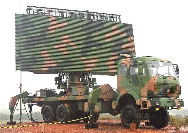 радиолокационная станция YLC-2V