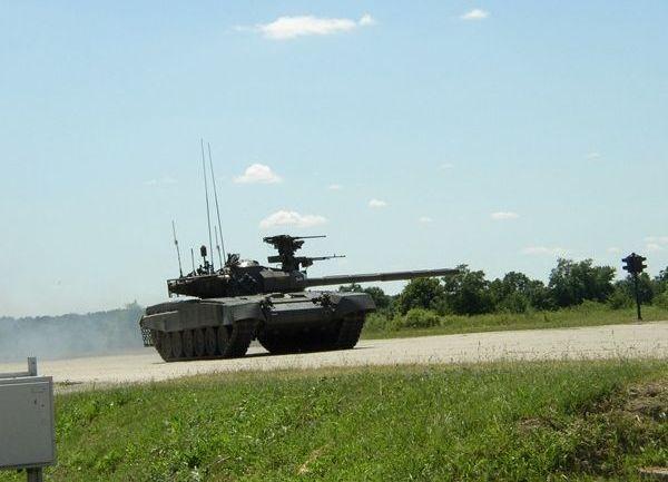 Танк M-84D Degman