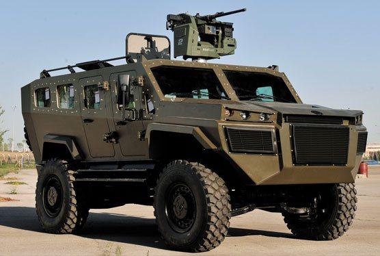 Бронеавтомобиль Ejder 4×4 (c) armouredvehicle.info