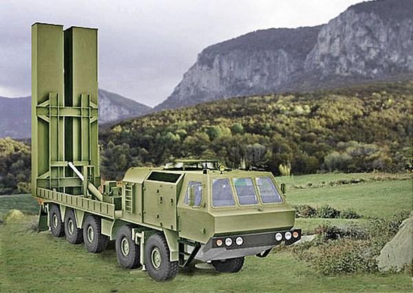 оперативно-тактический ракетный комплекс Гром