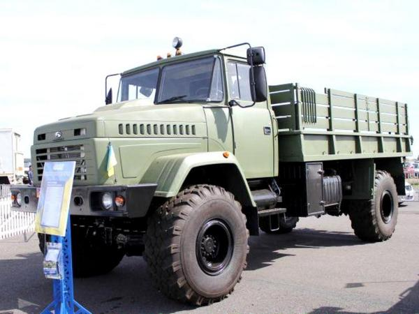 КРАЗ 5233ВЕ Спецназ