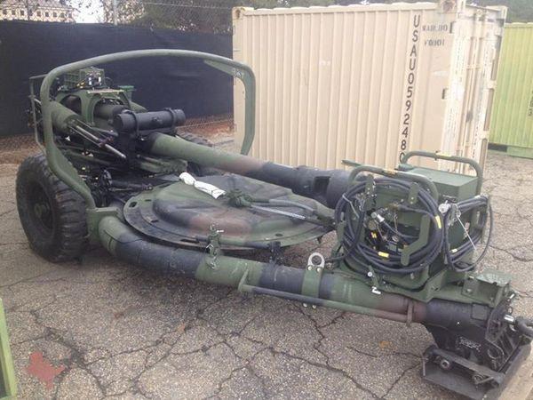 M119A3 105мм легкое орудие (с) B 3-319