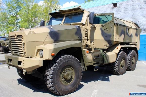 Урал-63099