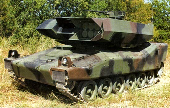 MGM-166 LOSAT