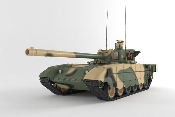 Т-14 «Армата» (c) Артем Тригубчак