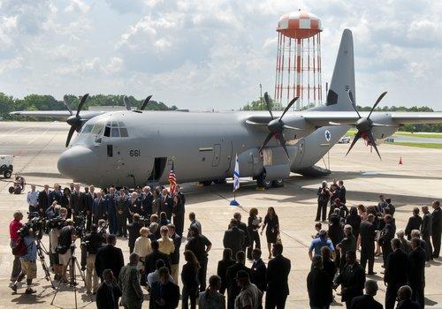 C-130J Shimshon
