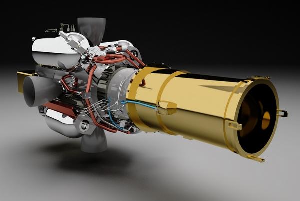 Exoatmospheric Kill Vehicle