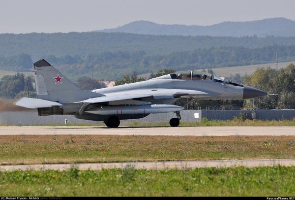МиГ-29М2  (c) milavia.blogspot.com