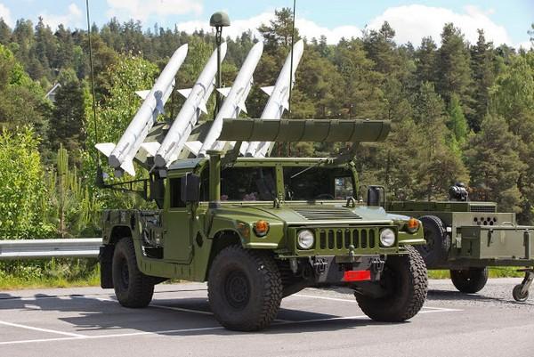 NASAMS High Mobility Launcher (c) defence-blog.com