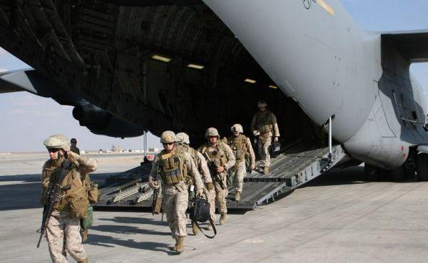 Йемен прибыла группа американских морских пехотинцев
