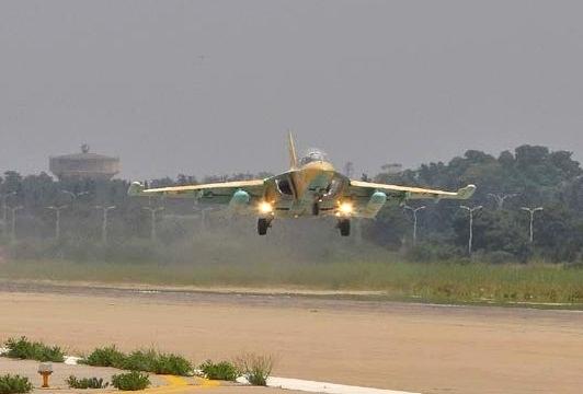 Як-130 ВВС Алжира