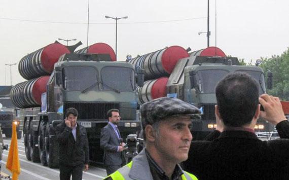 Аналог С-300 ВС Ирана
