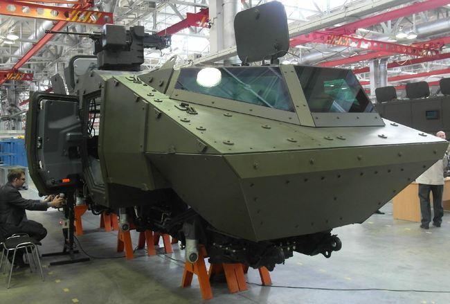 MRAP Камаз - 63969
