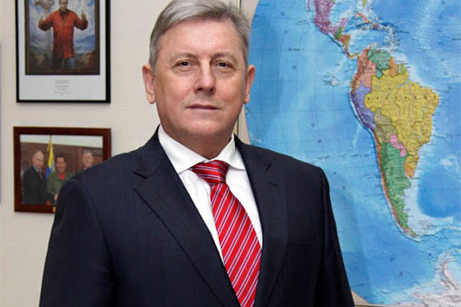 Начальник департамента внешнеэкономической деятельности и маркетинга госкорпорации «Ростех» Сергей Гореславский