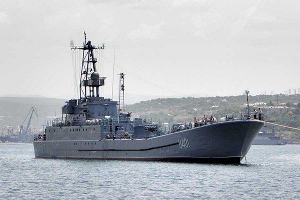 Средний десантный корабль  ВМС Украины Кировоград