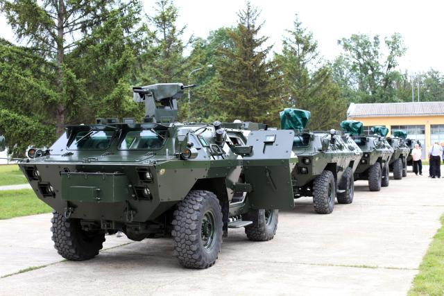 бронетранспортеры BOV M11 для Бангладеш