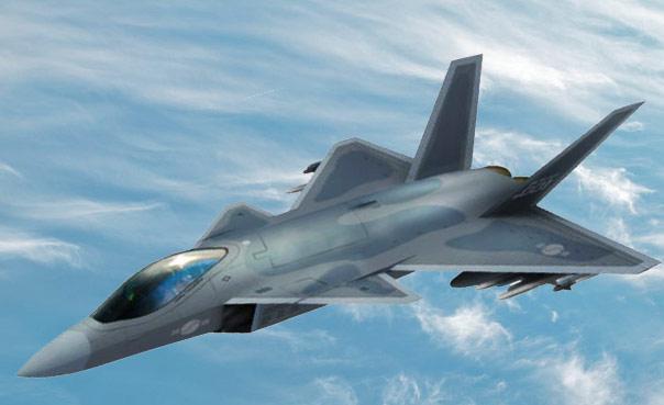 истребитель TF-X
