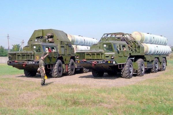 С-300ПС ВС Украины (c) MIL.IN.UA