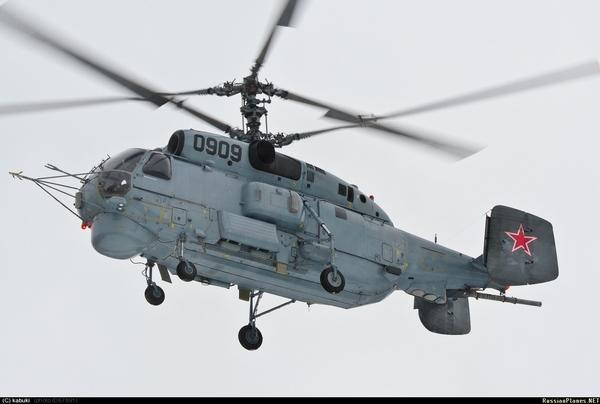 Ка-27М (c) kabuki  russianplanes.net