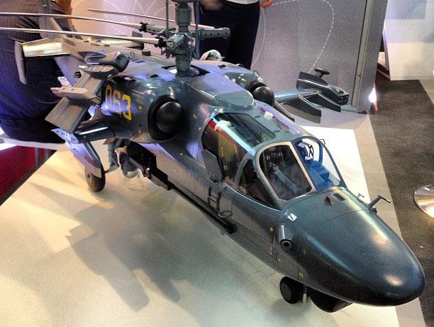 вертолет Ка-52К (c) Саид Аминов