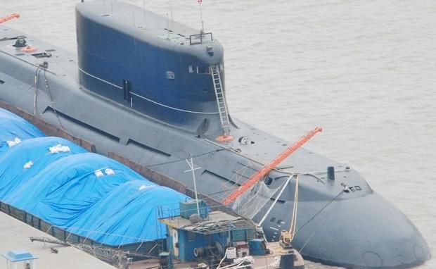подводная лодка проекта 032