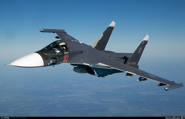 Су-34 фото - Вадим, russianplanes.net