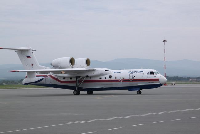 Бе-200 МЧС России