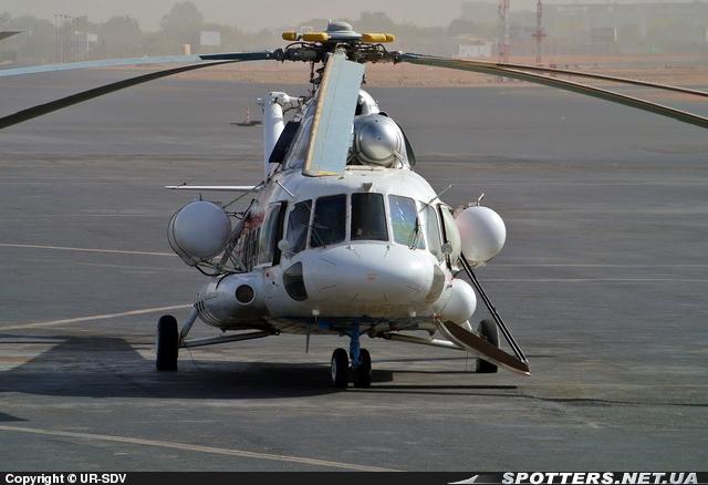 Ми-17 Судана (c) UR-SDV spotters.net.ua