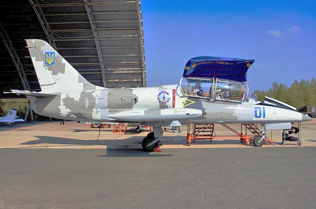 Л-39М (с) Sergey Smolentsev