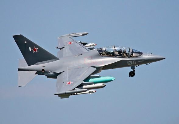 Як-130 (c) www.rostec.ru
