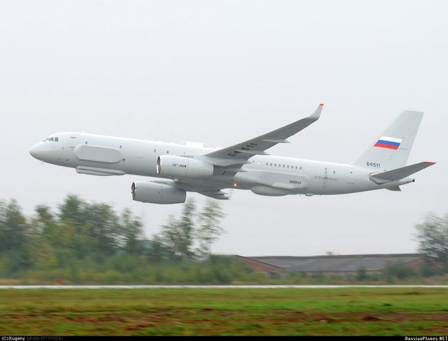 Ту-214Р (c)Евгений Поливанов russianplanes.net