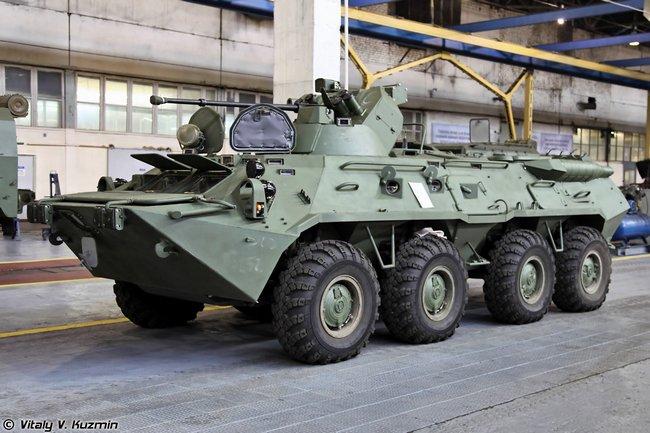 БТР-82 (c) Vitaly V. Kuzmin