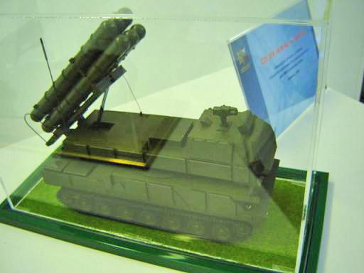 СОУ Бук-М3 с ракетами в ТПК