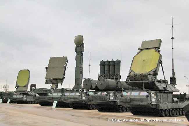 ЗРС С-300В (c) saidpvo.livejournal.com