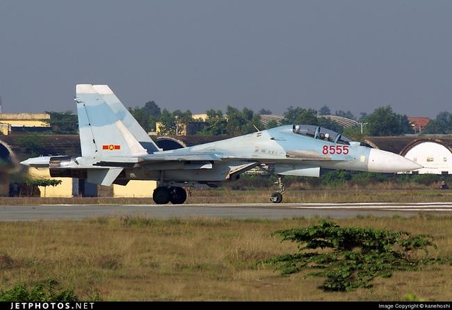 Су-30МК2 (c) jetphotos.net