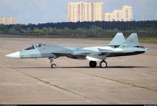 Т-50 (проект ПАК ФА)