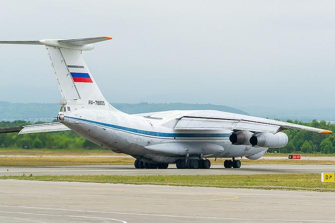 Ил-76 (c) Hatul Holot aviaforum.ru