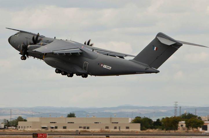 A400M ВВС Франции (c) Airbus Military