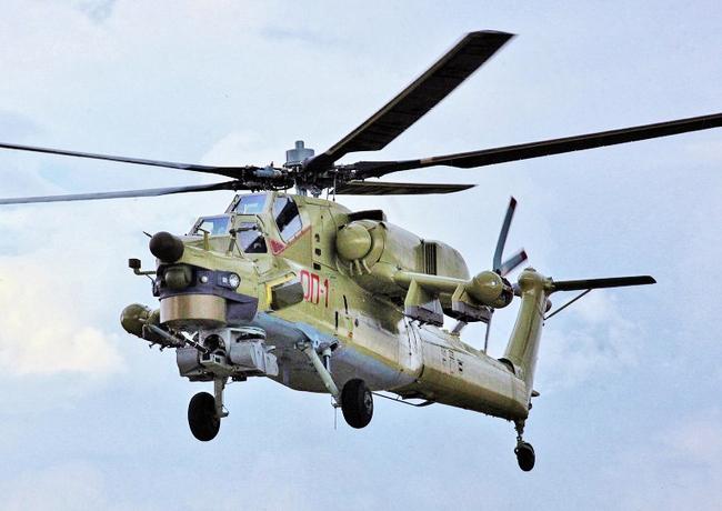 Ми-28УБ (c) ОАО Вертолеты России