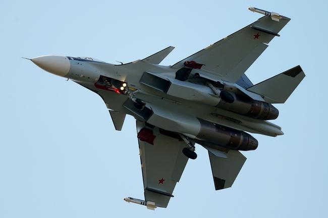 Су-30СМ (c) Виталий Юртаев el-moino.livejournal.com