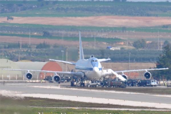 E-4B Инджирлик Турция (c) kokpit.aero
